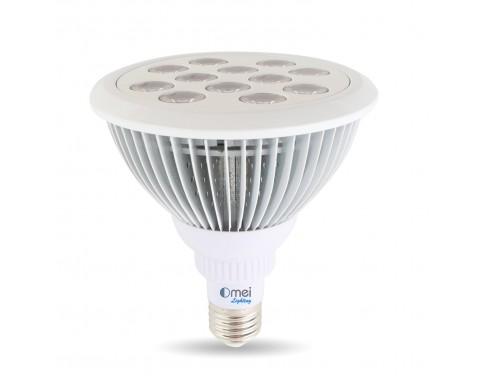 15W LED Par38 Bulb Brideglux LED Accent Lighting 45 Degree Lighting Angle Day White