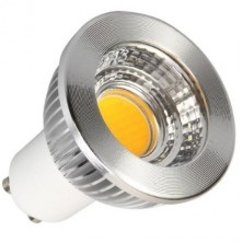 6 x GU10 LED 5W Light Bulb Warm White 3200k 50W Equivalent, Energy Saving, Perfect for Replacing 50w - 60w Halogen Bulbs