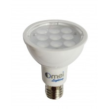 E17 Reflector R14 Bulb with LED 4 Watt LED E17 Light Bulbs 60 Degree , 1 piece/pack (Cool White 6000k)