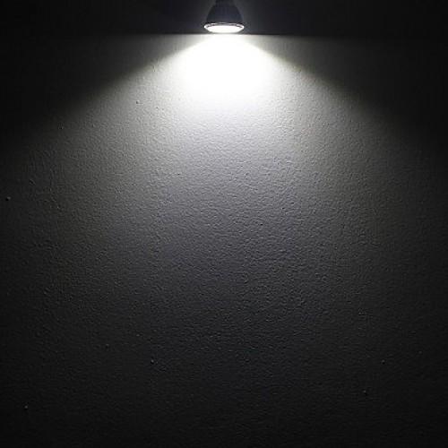 Gu10 5w Cob 450 480lm 6000 7000k Cool White Light Led Spot