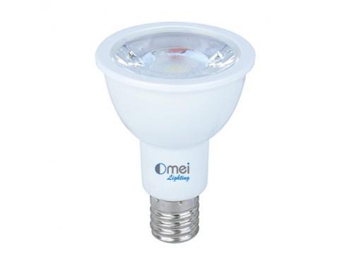 1-pack e17 R14 LED COB spotlight light 7W 500lm brightest led bulbs 6000K cool white 60W halogen bulbs replacement
