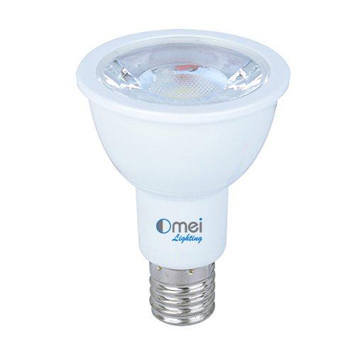1pack e17 r14 led cob spotlight light 7w 500lm brightest led bulbs 6000k cool white 60w halogen bulbs replacement