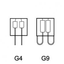 G4/G9 LED Bulbs