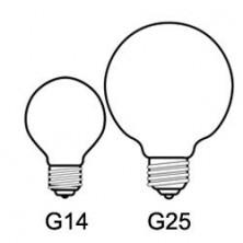 Decorative Globe Light Bulbs