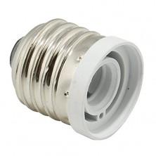 Light Bulb Socket Reducer Stadard US Medium Base E26 to Candelabra E12 Adapter Pack of 10
